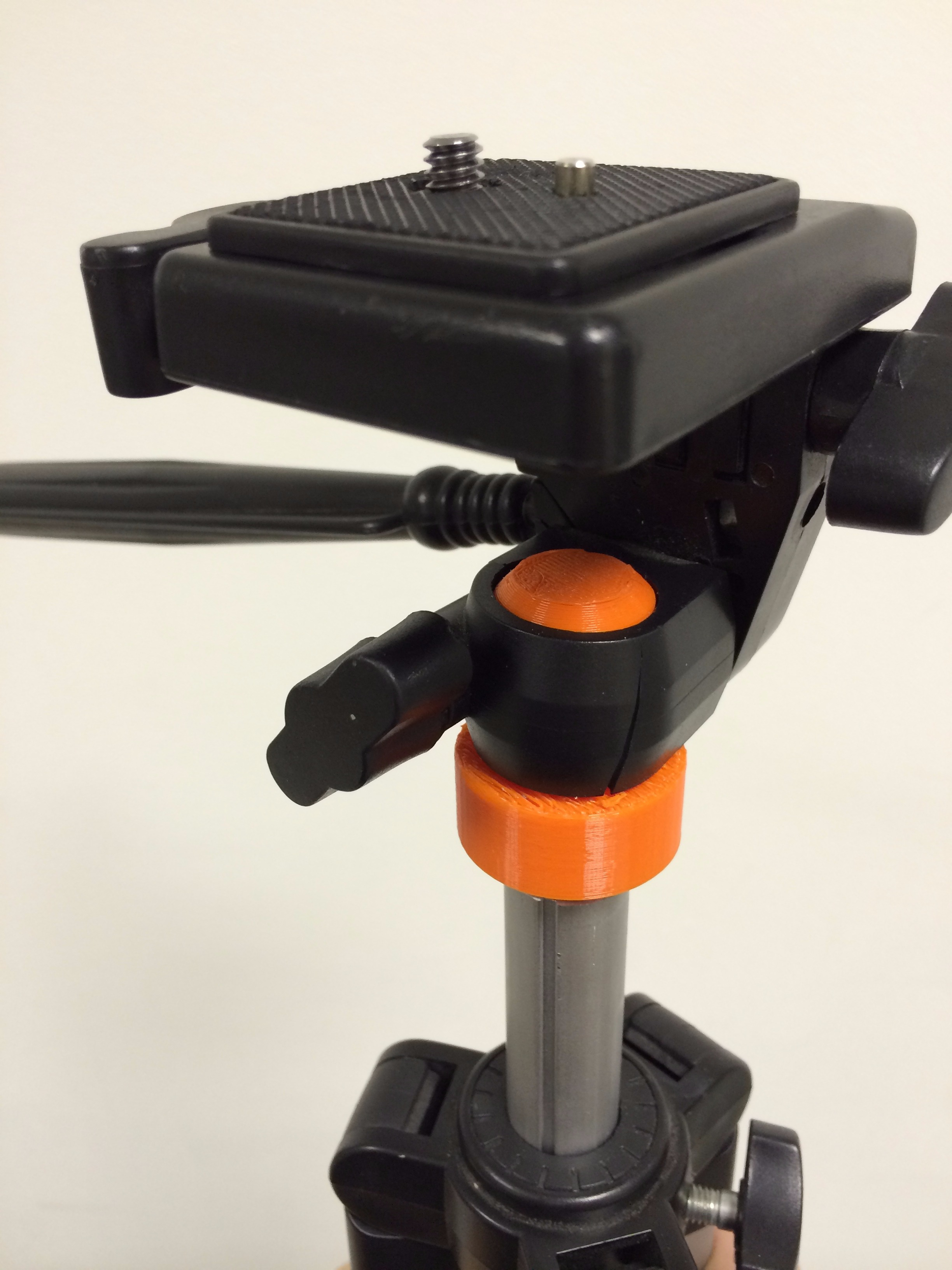 Picture of Tripod Mount Fix (3D Print)