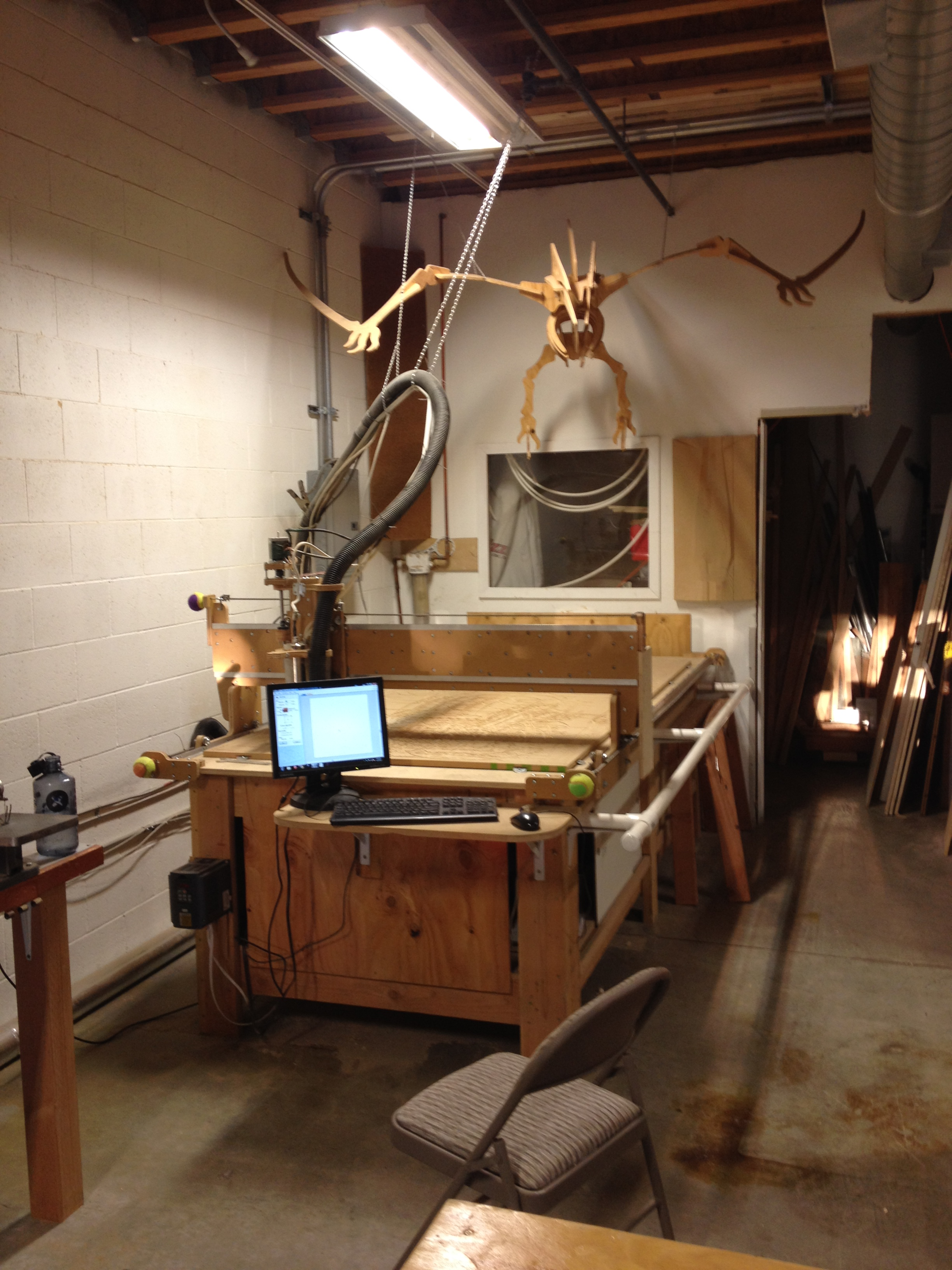 Picture of Intro: SLO MakerSpace, CNC Router