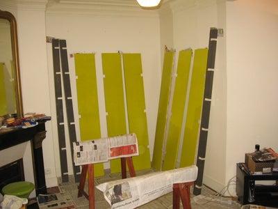 Paint the Shelves