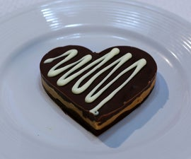 How to Make a Heart Shaped Peanut Butter Cup