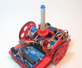 Arduino Drawing Robot