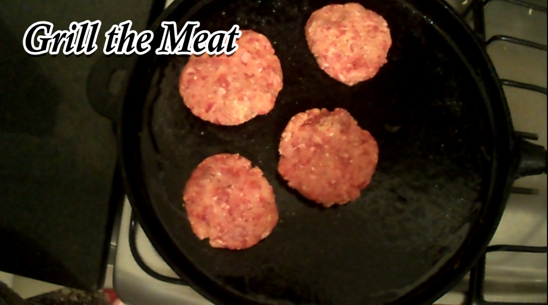 Picture of Grill/Bake the Meat