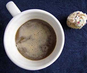 Cake Batter Coffee Creamer