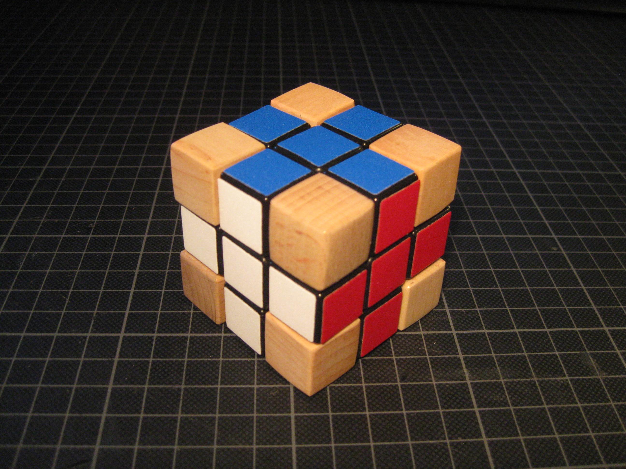 Picture of Make a Corner Piece