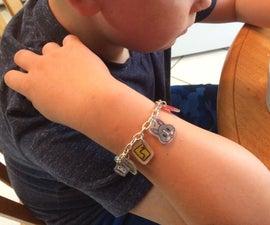 Emoji Charm Bracelet