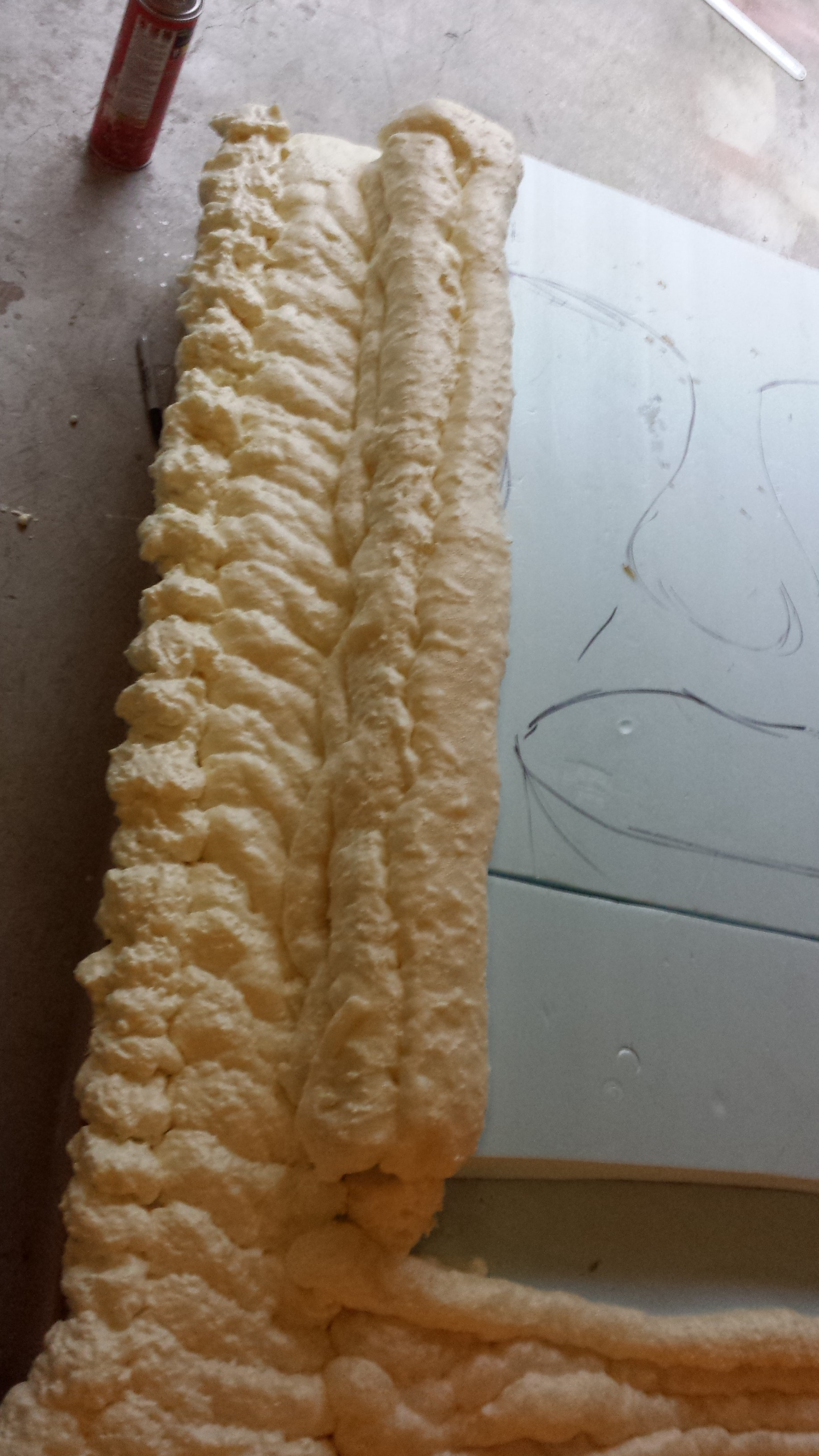 Picture of Carving Foam