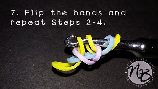 Flip the Bands.