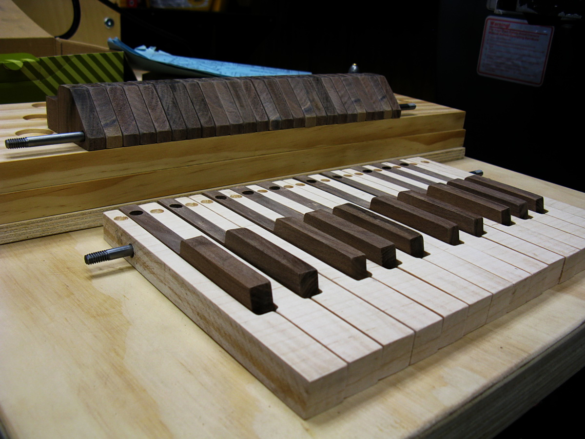 Picture of Making the Keys