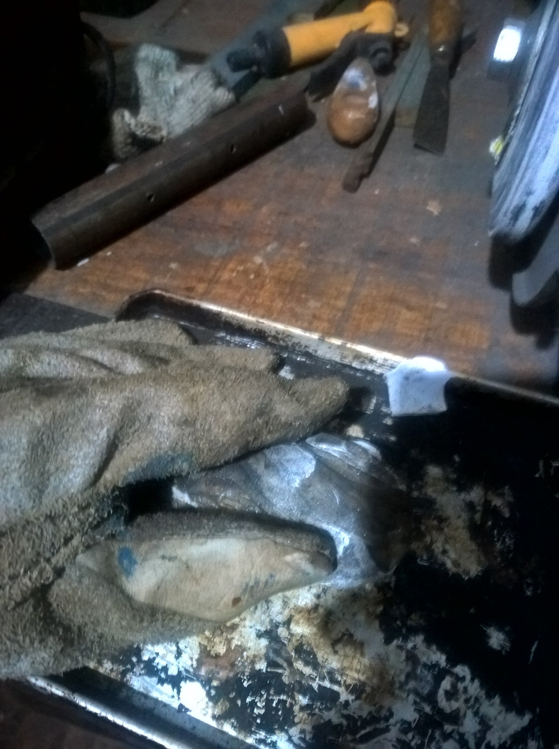 Picture of Taking Your Mold