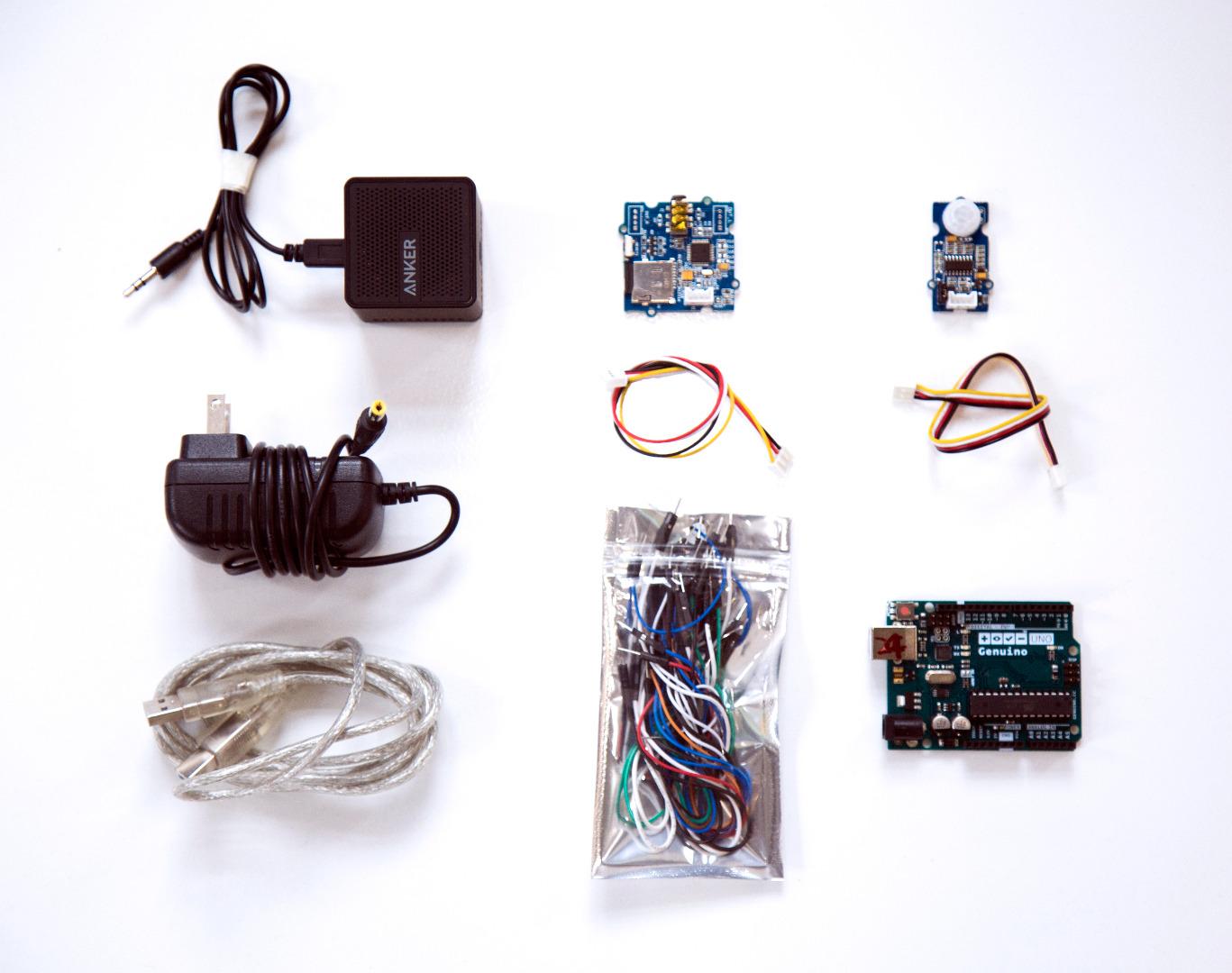 Picture of FamilyMart Doorbell