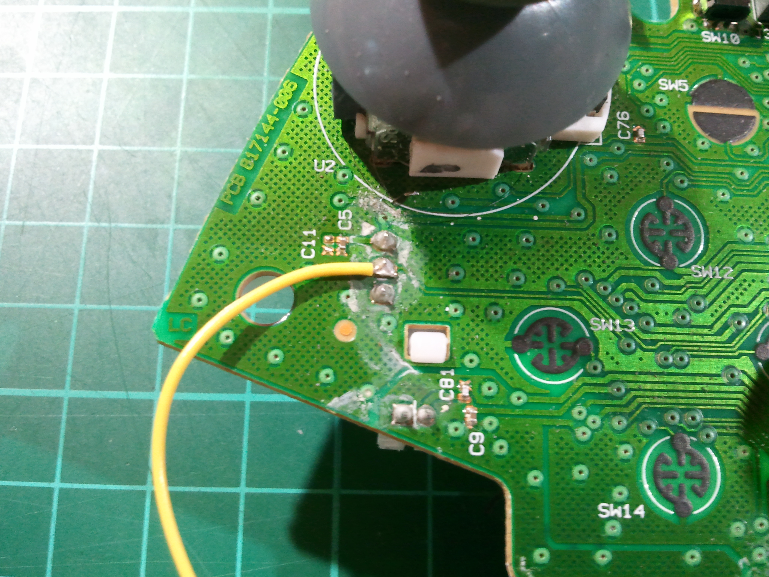 Picture of Trigger Buttons