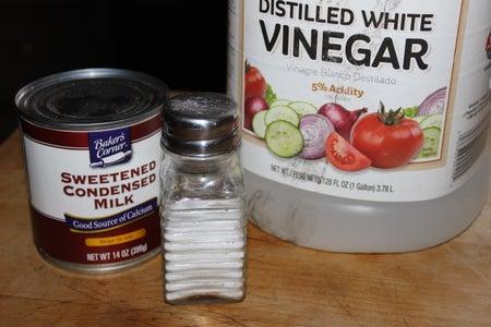 Canning Horseradish
