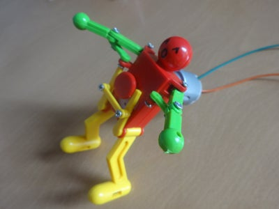 Dancing Toy Robot