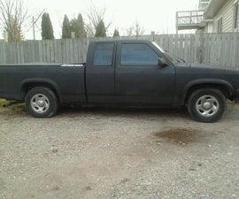 Redneck truck- Paint & modification