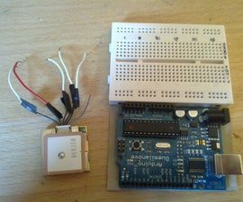 Connecting GPS-module to Arduino