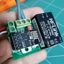 WiFi Switch for Home Appliances With ESP8266