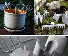 Desktop Gardening Tools