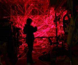 LaserGloves!