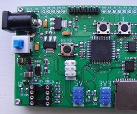 AVR Programmer W/High Voltage