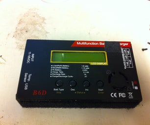 RC Battery Charger Repair