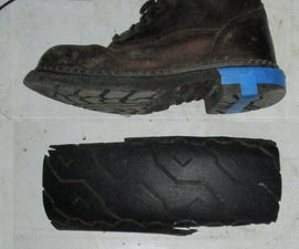 Resole Hiking Boots