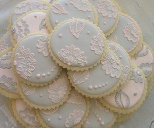 Simple Cut Out Sugar Cookies
