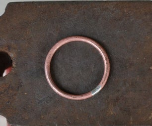 STERLING OR COPPER SOLDERING WITH SIMPLE TOOLS