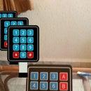How to turn your 4X4 keypad into 4X4XN