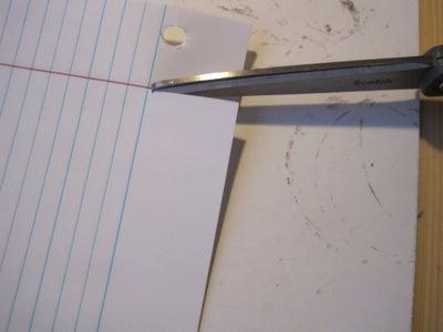 Cuttin the Paper