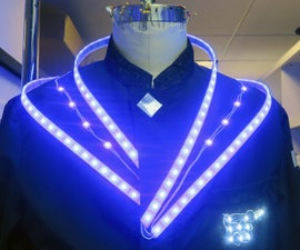 Moon Secrets LED Jacket