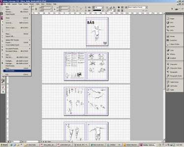 Finalize Layout and Print