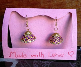 5-minutes Earrings Stand!