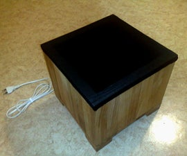 Homebrew sonos music box, sort of...
