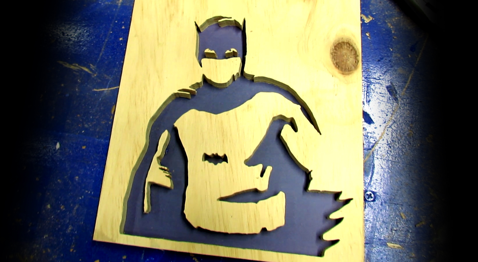 Picture of Adam West's Batman