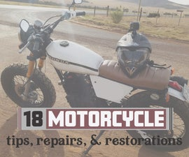 Motorcycle Tips, Repairs, & Restorations