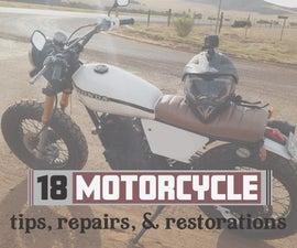 Motorcycle Tips, Repairs, & Restorations