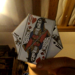 The Three Card Monte - an Origami Wallet