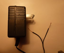 Cell Phone Charger Power Supply For Your Projects