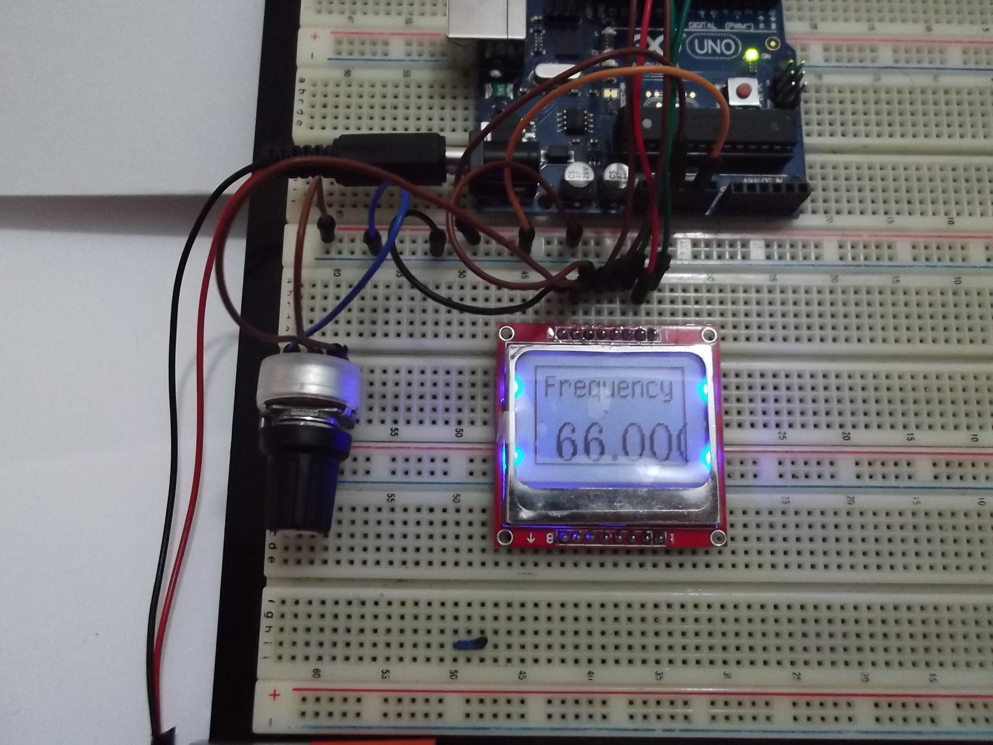 Picture of Build Your FM Transmission Station With Arduino