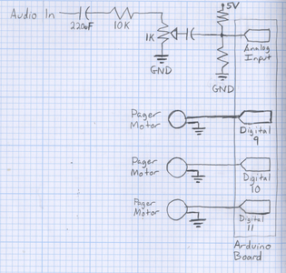 Set Up the Breadboard and Follow Circuit Diagram