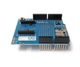 Arduino Wireless SD Shield Tutorial