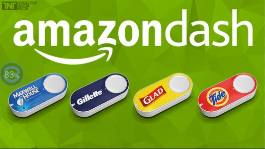 Alternative to Amazon Dash Button Using NFC Tags