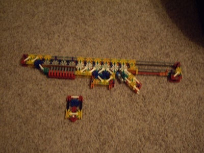The Body, Trigger, Mag, and Putting Ti All Together.