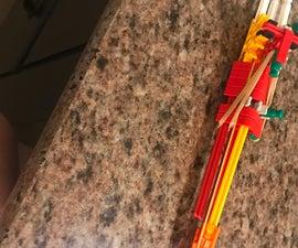 Knex Concealed Pen Gun