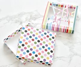 Easy Paper Boxes