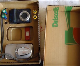 How To Make A Custom Camera Box