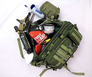 Most IMPORTANT Items in a Bug-out-bag