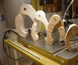 SMALL PARTS CLAMP