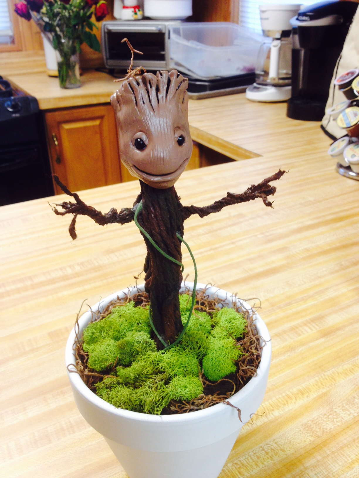 Picture of DIY Baby Groot