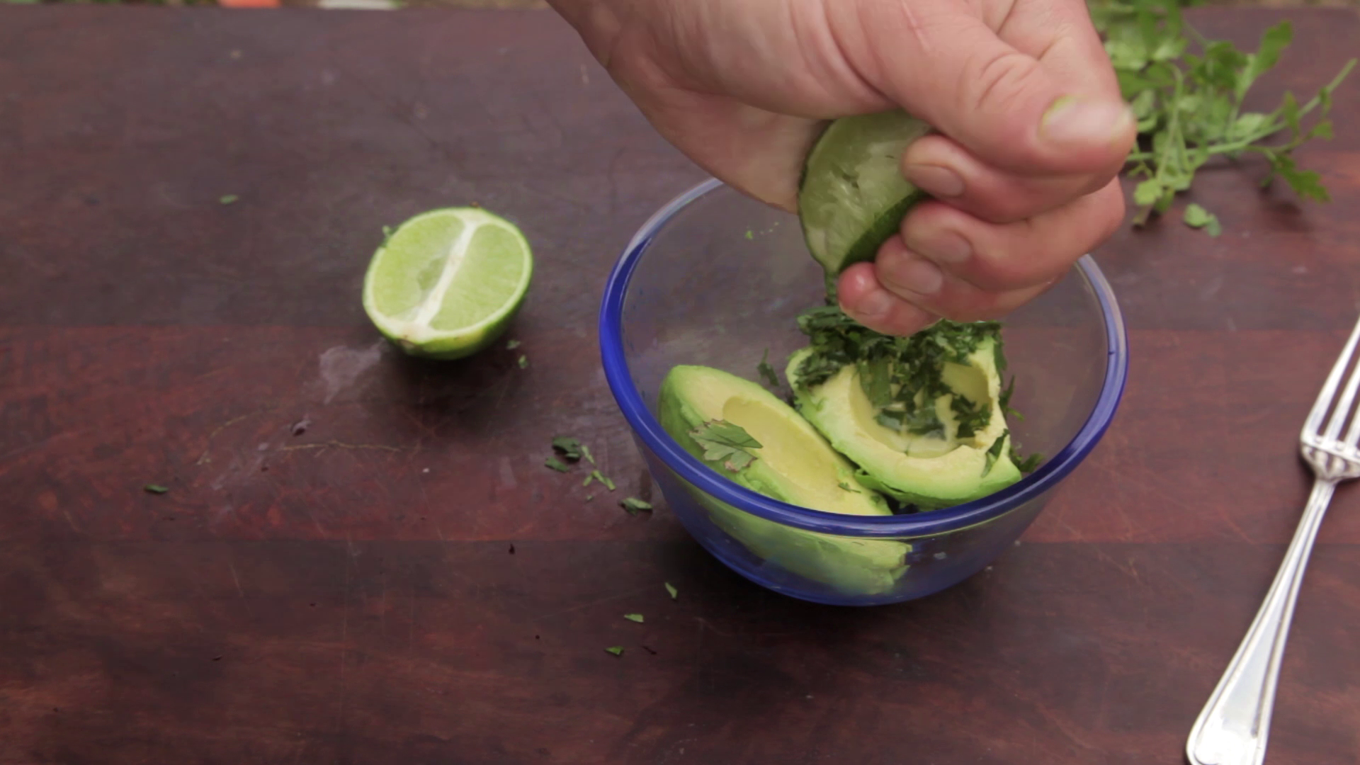 Picture of We're Going to Make a Quick and Easy Guacamole.